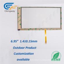 5.6-дюймовый сенсорный экран с сенсорным экраном