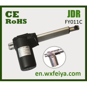 CE 12V/24V DC 6000n impermeable actuador lineal (FY011C)