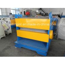 Máquina automática de la hoja de aluminio de relieve