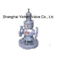Valve de réduction de pression en acier inoxydable pour vapeur