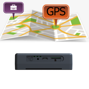 Waterproof Micro Asset GPS Tracker OEM