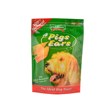 Pet Dog Food Custom Packaging Bag