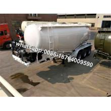 80ton 45cbm Remolque de camión cisterna de cemento a granel seco
