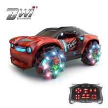 DWI Dowellin RTR Wheel Light Crawl 1/16 4x4 Remote Car Toy with Programmable