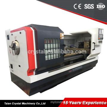 Pipe Nipple Threading Machine CNC Lathe QK1313