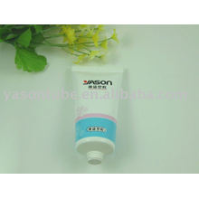 luxury cosmetic packaging large diameter plastic tubes