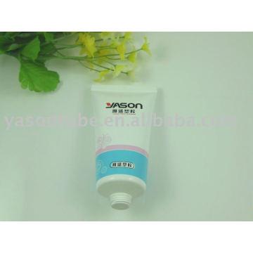 Embalagem de cosméticos de luxo tubos de plástico de grande diâmetro
