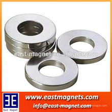 Cheap prices big size ring permanent Neodymium magnet