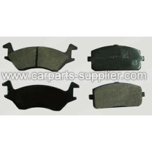Brake Pad for Toyota 04465- 10170