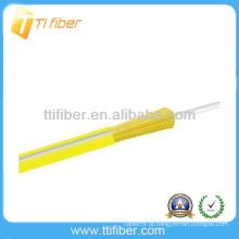 Simplex único cabo de fibra óptica Cabo de fibra interior