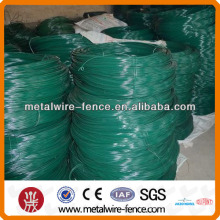 Chain Link Soft PVC Coated Fencing Wire