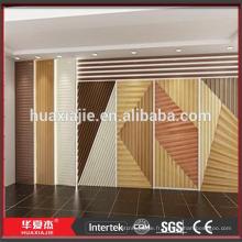 Panneau mural wpc à bas prix pour intérieur