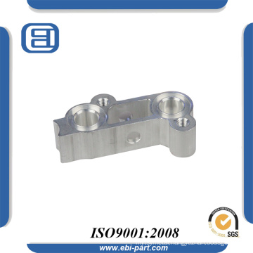 CNC Precision Threaded Pipe Fittings for Flange in China