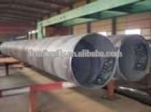 spiral steel pipe for oil and gas pipeline