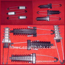 cable hardware, wedge type Strain clamp