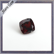 Best Quality Dark Red Natural Semi Precious Gemstone