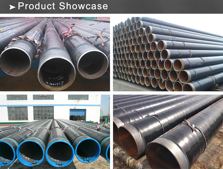 3pe steel pipe showcase 3