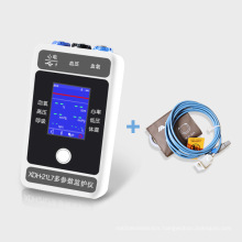 6 Parameter Patient Monitor with New Interface for Medical Equipment