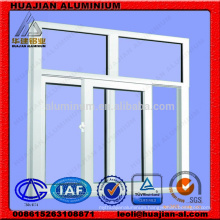 Aluminum Extrusion Profiles for Sliding Windows and Doors