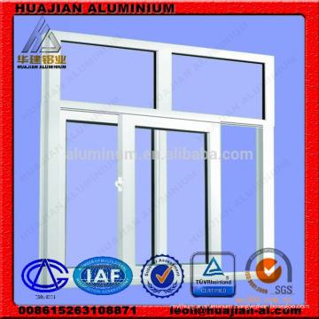 Aluminum Extrusion Profiles for Sliding Windows and Doors