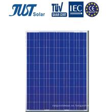 Panel solar polivinílico alemán de calidad 245W en stock