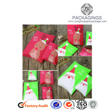 Christmas+gift+pillow+shaped+paper+candy+box