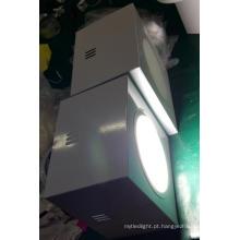 Superfície quadrada 40W COB LED Down Light