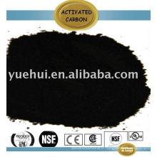 charbon actif à base de charbon pour la combustion des ordures