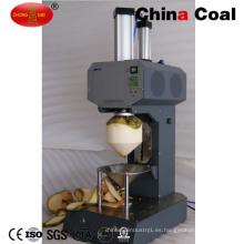 Máquina de coco máquina de corte de coco joven máquina de pelar coco