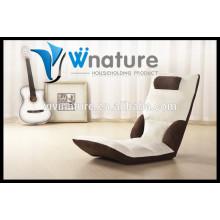 Modular Moda Criativa Camurça Lazer Sofá \ Lazer Modern Floor Sofa Seating