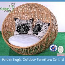 Special Hand Weaving UV-resistant PE Rattan Sunbed
