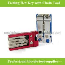 Ключ для ключей высокого качества с шестигранным ключом