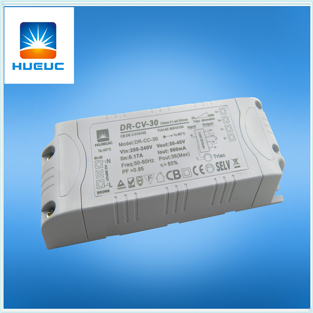 30w-triac-0-10v-dali-led driver
