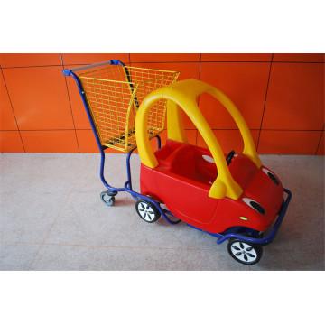 Kid Supermarket Cart Children Shopping Tolley