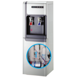 Hot and Cold Compressor Cooling RO Water Dispenser