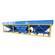 PLD1200 drei Trichter verwendet Trockenmisch Betonmischanlage