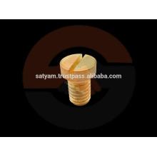 Embouchure en laiton Plug