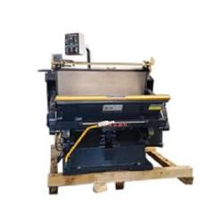 Semi Automatic Flat Press Creasing Die Cutting Machine