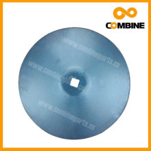 Notched Concave Disc