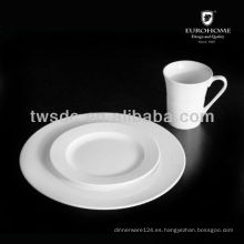 porcelana, placa de cerámica, plato con tapa