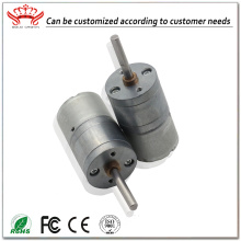 25mm Diameter Gearbox Brushed Dc Motor For Robot