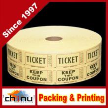 Boletos para Raffle Yellow 2000 Per Roll 5050 Fun Fair (420080)
