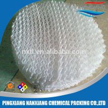 Gaze de tricotage en plastique PP PE