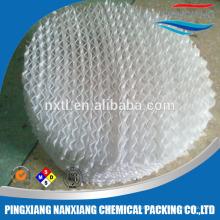 A gaze de confecção de malhas plástica do PE dos PP estruturou meios estruturados de embalagem