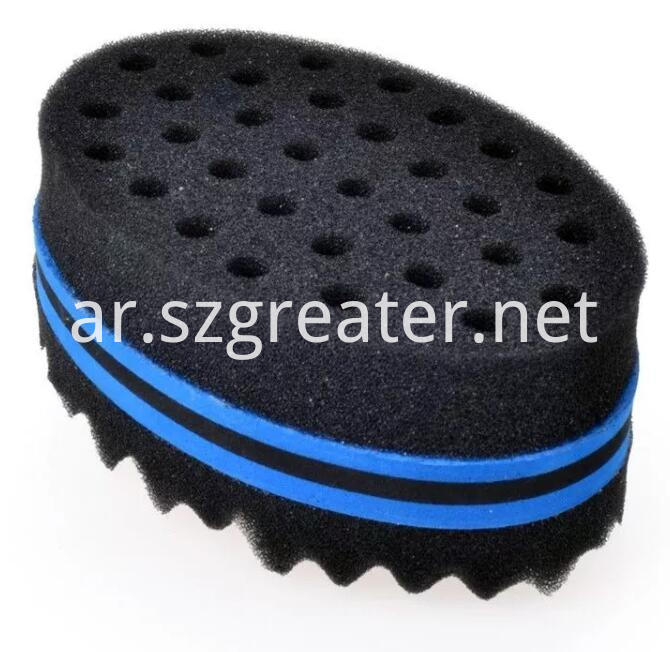 barber sponge brush