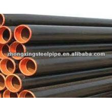 API 5L x52 psl1 linha sem emenda da tubulação para óleo
