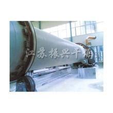 Secador de tambor giratorio de una sola serie HZG