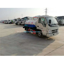 Forland 2.5CBM suction tank vacuum truck