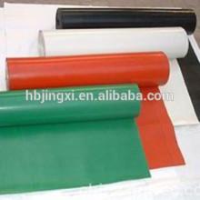 Schwarzes PVC-weiches Blatt / Brett