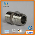 Stainlesss Steel Forged Pipe Nipple Threaded Nipple (KT0411)